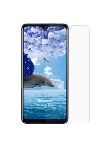 Microsonic Reeder P13 Blue Max Tempered Glass Cam Ekran Koruyucu Renksiz